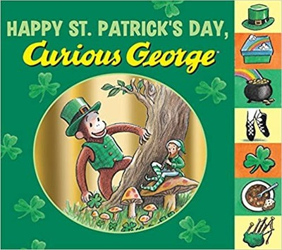 'Happy St. Patrick's Day, Curious George' by H. A. Rey