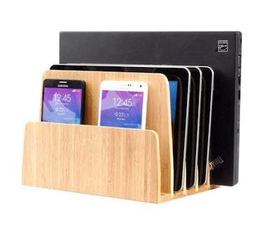 MobileVision Bamboo Multi Device Organizer