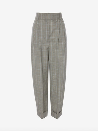 Prince of Wales Peg Trouser