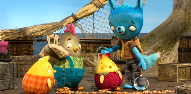 'Tumble Leaf' is a stop-motion animation Amazon Original series.