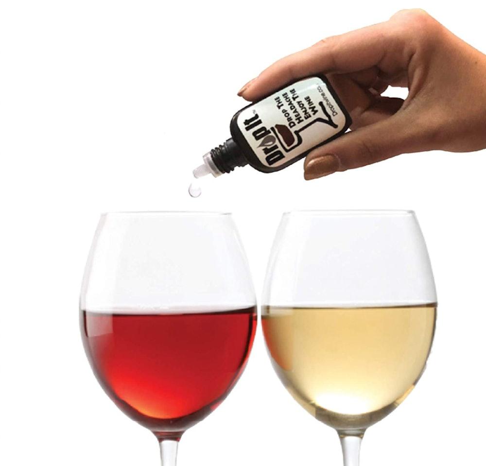 Drop It Wine Drops Wine Purifier (2-Pack)