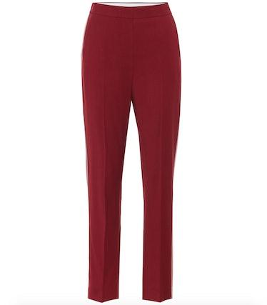 Colwyn High-Rise Wool Crêpe Pants