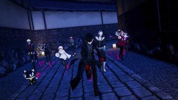 Phantom Thieves Persona 5 Strikers