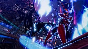 Joker Arsene Persona 5 Strikers