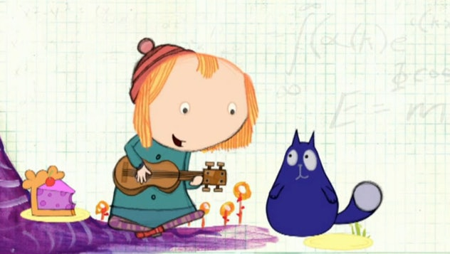 'Peg + Cat' is a math learning show for young children