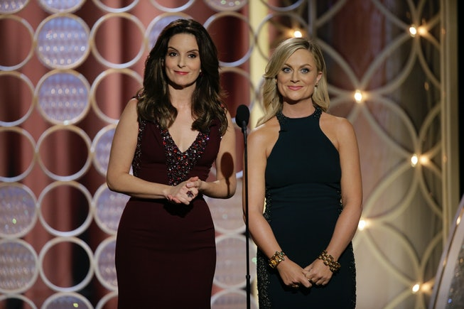 Tina Fey and Amy Poehler will return to host the Golden Globes together for the fourth time.