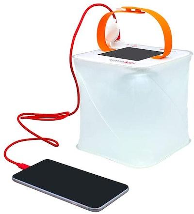 LuminAID PackLite 2-in-1 Phone Charger Lantern