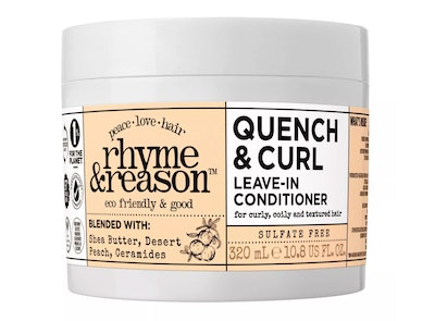 Quench & Curl Leave-In Conditioner