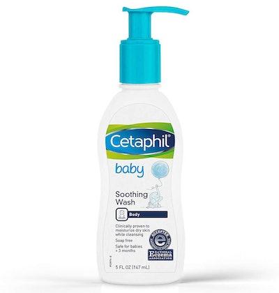 Cetaphil Baby Soothing Wash