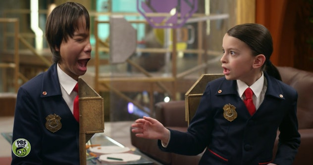 'Odd Squad' is an educational comedy for grade-schoolers with an emphasis on math