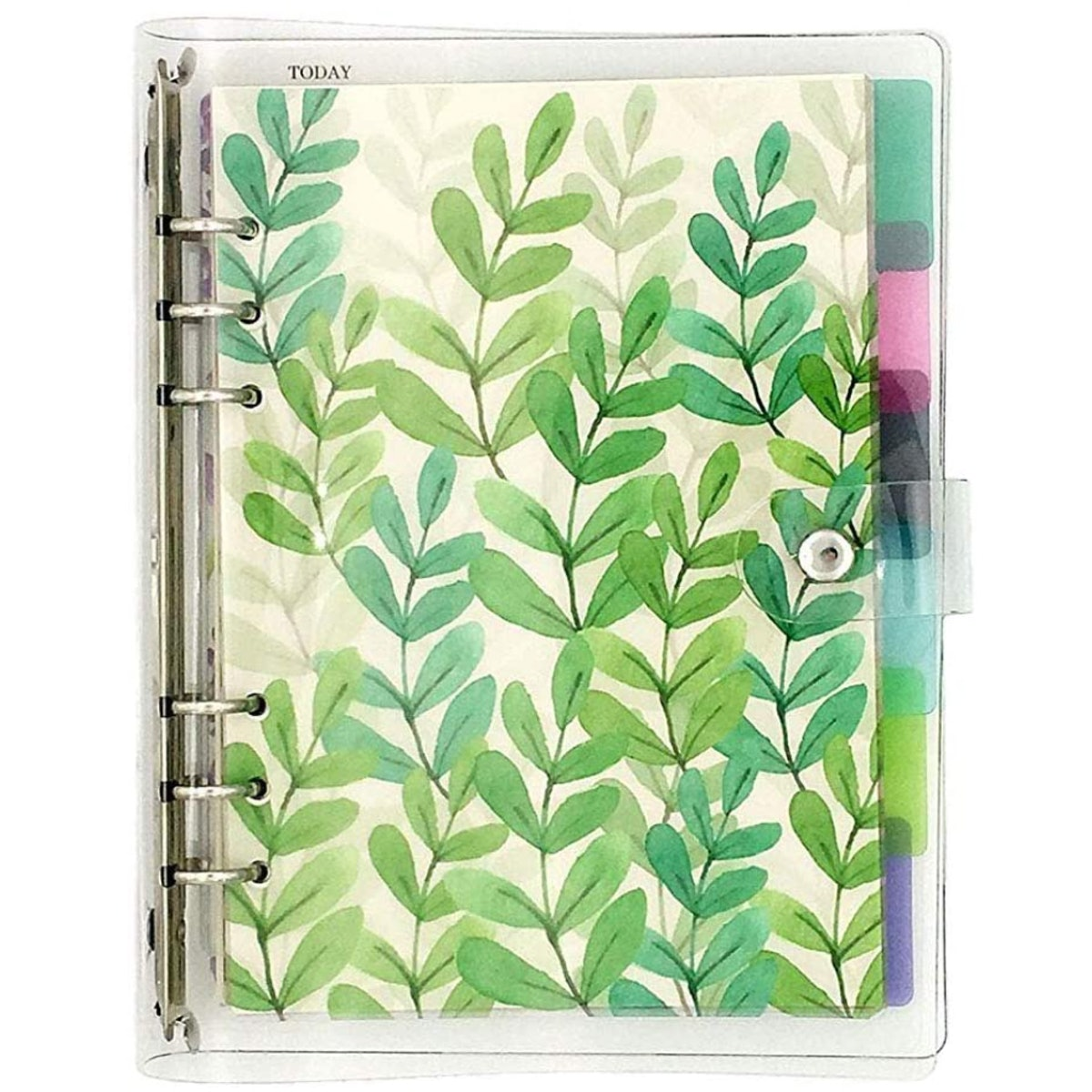 Chris.W Loose Leaf  Journal