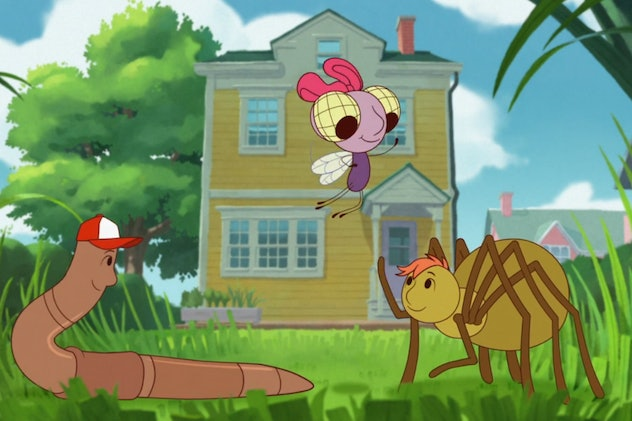'Bug Diaries' is an Amazon Original series about a trio of bug friends.