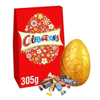 Celebrations Chocolate Extra Large Easter Egg