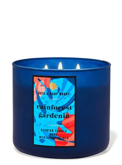 Rainforest Gardenia Candle