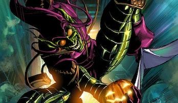 Norman Osborn/The Green Goblin in the Marvel Comics