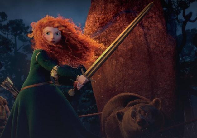 'Brave' on Disney+