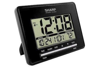 Sharp Atomic Desktop Clock