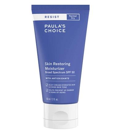 Paula's Choice RESIST SPF 50 Skin-Restoring Moisturizer