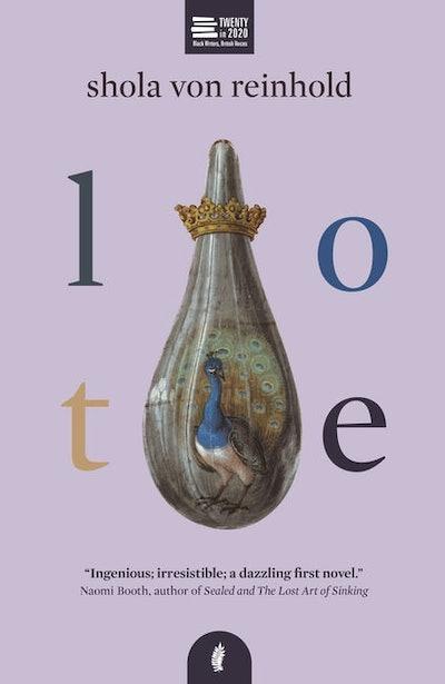 'LOTE' by Shola von Reinhold
