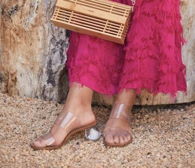 Jila Shell Sandal