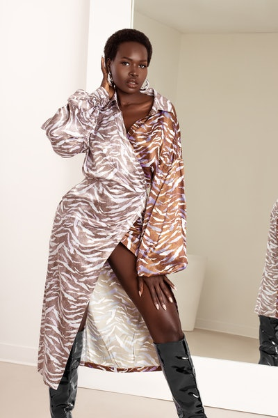 Anifa Mvuemba On Hanifa's Viral Fashion Show & What's Next For The Brand