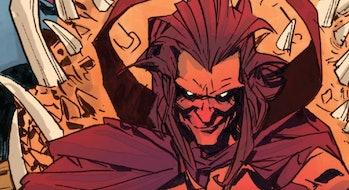 Mephisto in the Marvel Comics