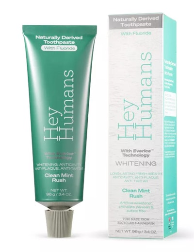 Fluoride Toothpaste — Clean Mint Rush