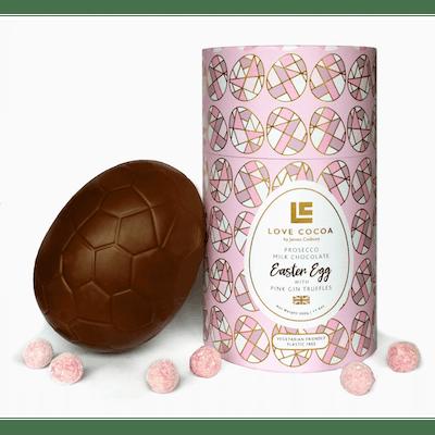 Giant Prosecco Easter Egg