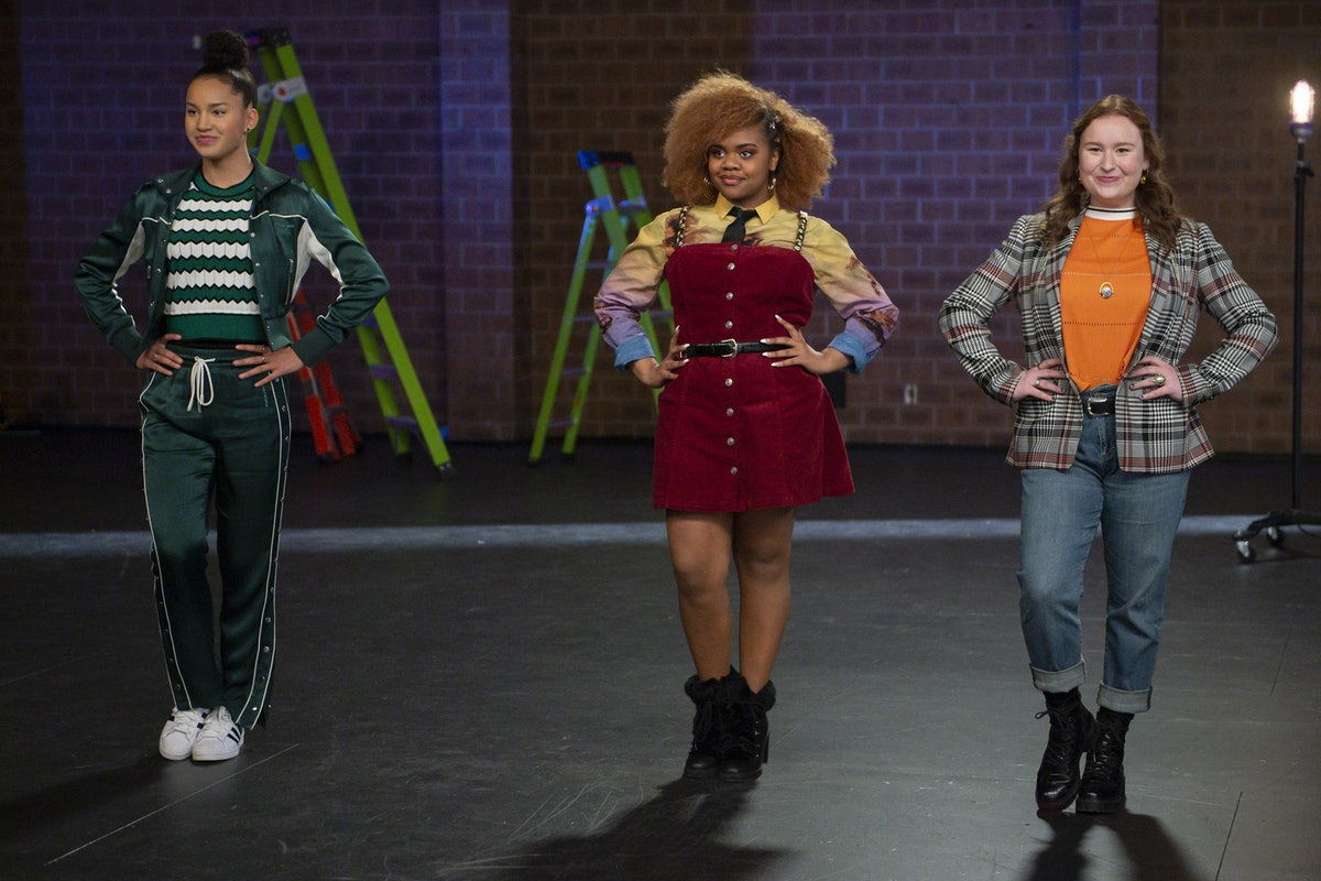The cast of High School Musical: The Musical: The Series
