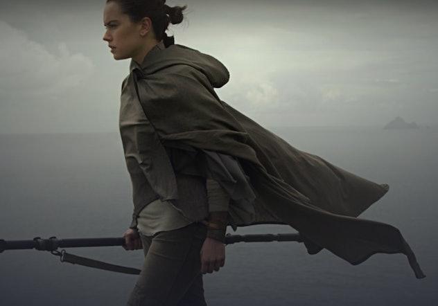 'Star Wars: The Last Jedi' on Disney+