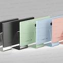 2021 iMacs in five colors