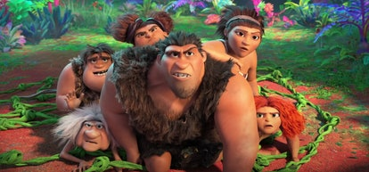 'The Croods: A New Age' is nominated for a 2021 Golden Globe Award.