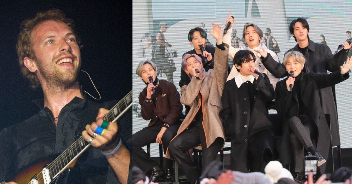 """Coldplay Reacted To BTS' Cover Of """"Fix You"""" & It Has ARMYs All Up In Their Emotions"""