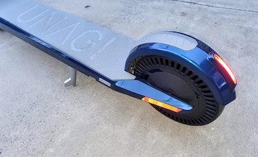 Unagi Model One e-scooter fender