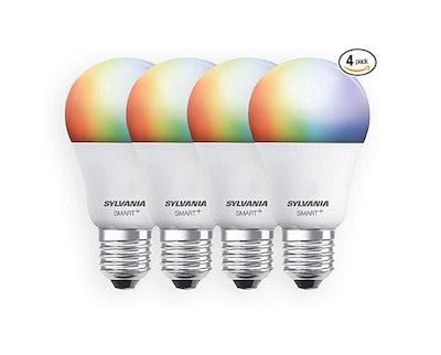 SYLVANIA Smart LED Light Bulb (4-Pack)