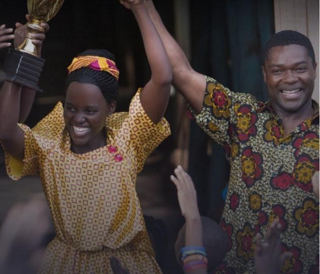 'Queen Of Katwe' on Disney+