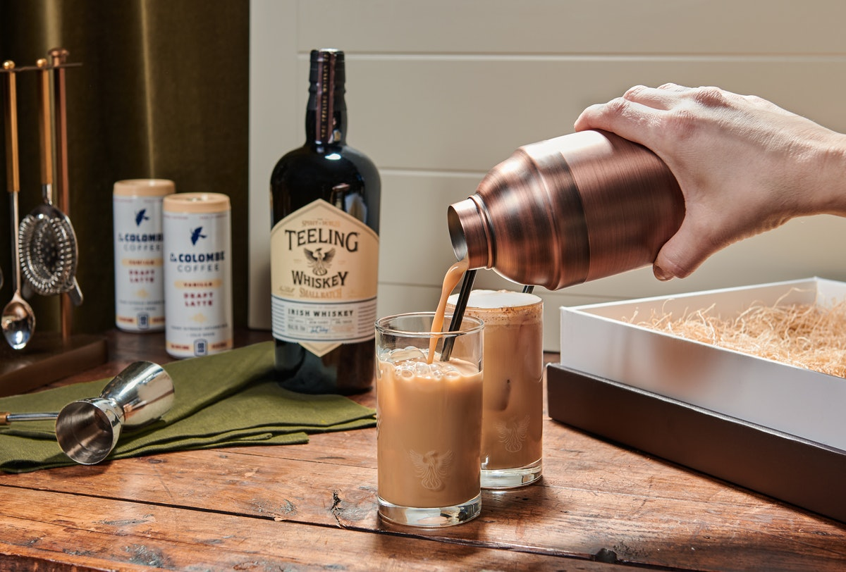 Teeling Whiskey x La Colombe Irish Coffee Cocktail Kit