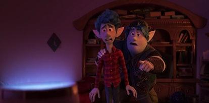 Pixar's 'Onward' is streaming on Disney+.