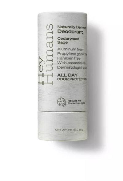 Natural Deodorant — Cedarwood Sage