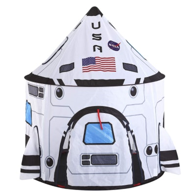 JOYIN White Rocket Spaceship Tent