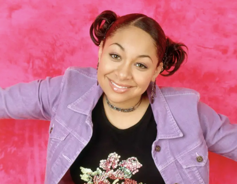 Raven Baxter The Disney Channel's That So Raven