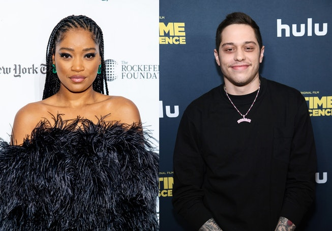 Keke Palmer and Pete Davidson are getting into the scripted podcast game.