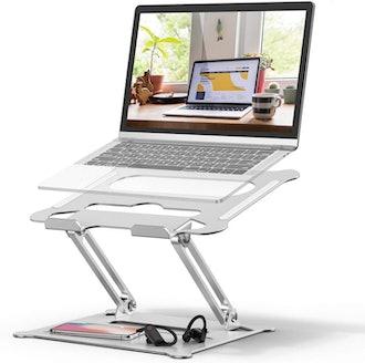 DUCHY Adjustable Laptop Stand