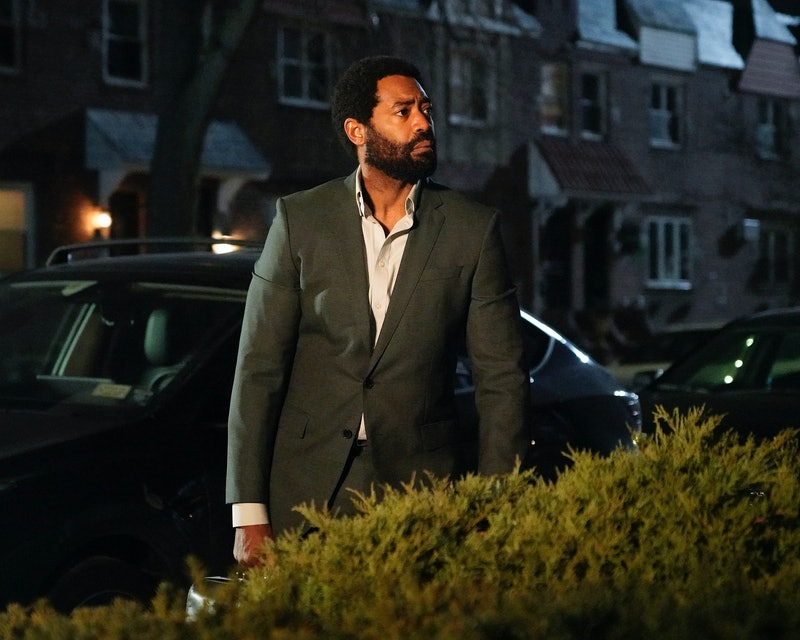Nicholas Pinnock on For Life via the ABC press site