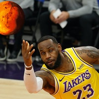 The unexpected connection between Lebron James and NASA's Mars landing