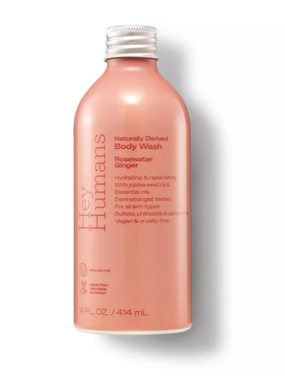 Body Wash — Rosewater Ginger