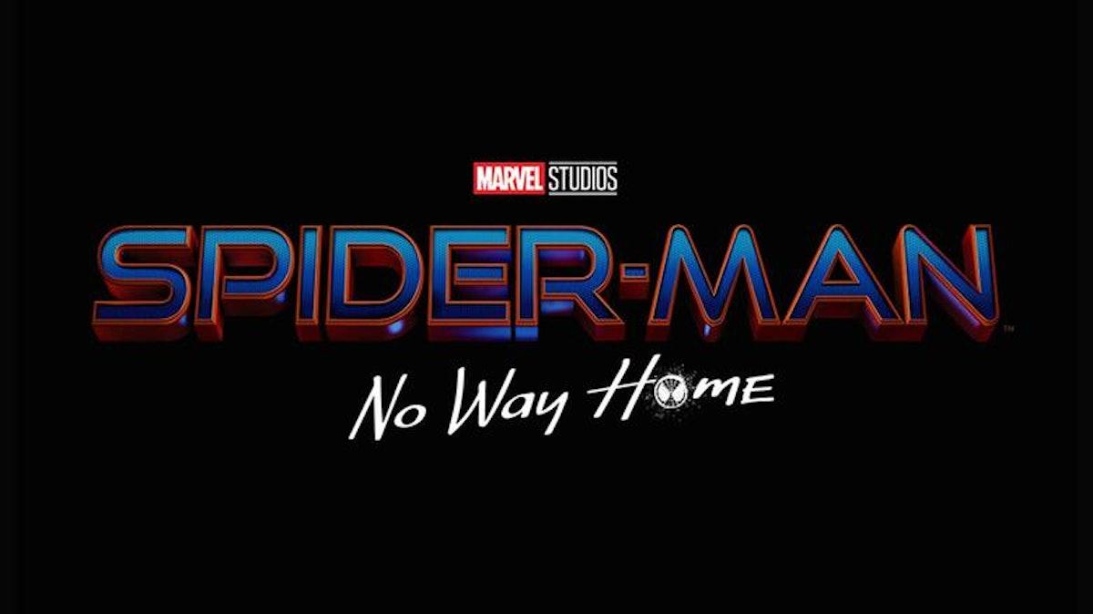 Spider-Man 3: No Way Home title card