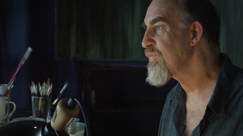 John Lurie in Painting With John via WARNER MEDIA PRESS SITE
