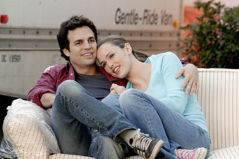 Jennifer Garner & Mark Ruffalo in '13 Going On 30'