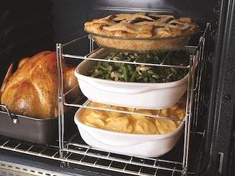 Nifty Solutions Betty Crocker 3-tier Oven Rack